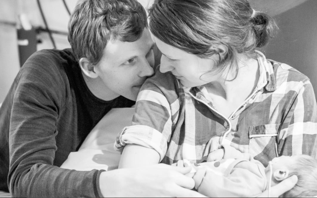 Mila, 37 Tage alt – wie schön, dass du geboren bist!
